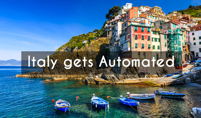 Italy gets Automated – Italian Fix Streamlines Dream Tours & Guides to Italy